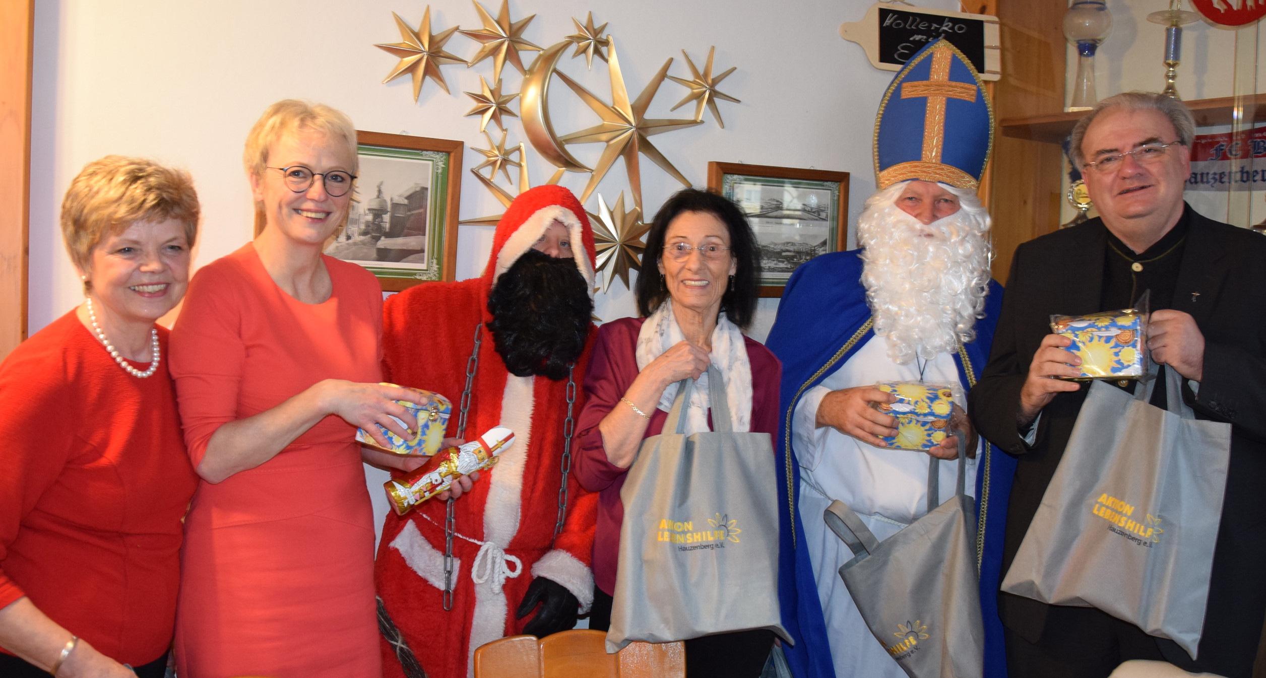 Nikolausfeier der Aktion Lebenshilfe Hauzenberg e.V.